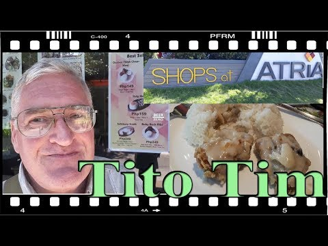 Restuarant Review #15 Mr Phil's Bistro and Shops At Atria from YouTube · Duration:  7 minutes 42 seconds