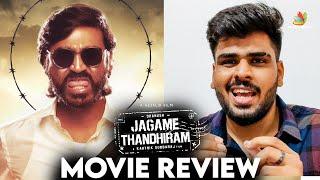 Jagame Thandhiram Movie Review | Dhanush, Karthik Subbaraj, Aishwarya Lekshmi | Review Tamil