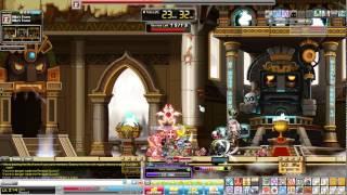 Maplestory (GMS v.154), Hero vs Hard Hilla