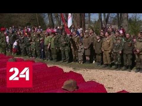 Под Смоленском найдены останки пропавших без вести солдат ВОВ