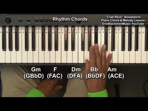 Download How To Play Crab Rave Noisestorm Piano Keyboard