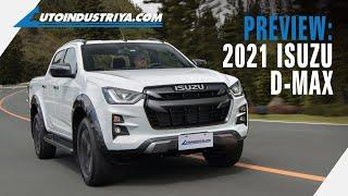 Preview: 2021 Isuzu D-Max