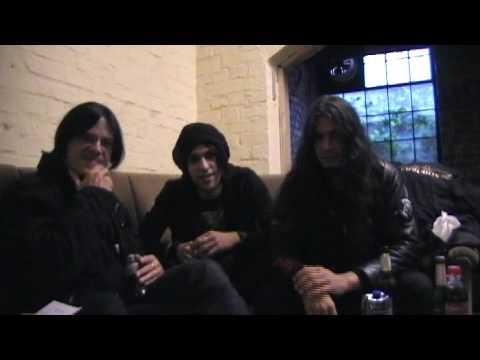 Lacrimas Profundere Interview (Part 1 of 2)