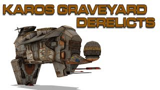 Karos Graveyard Derelicts - Homeworld