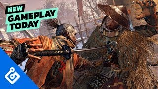 New Gameplay Today – Sekiro: Shadows Die Twice