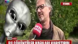 İstanbul Acıbademde Ufo Görüntüleri (Eylül 2018)