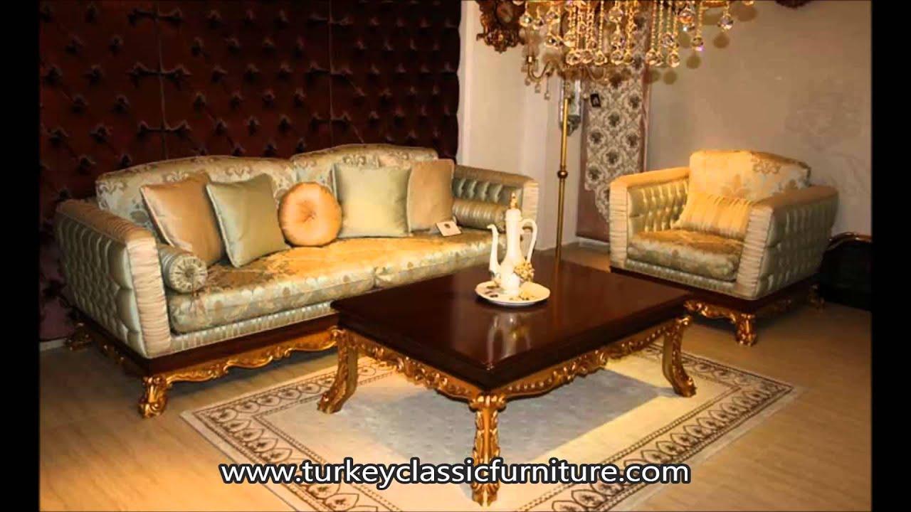 Classic Luxury Sofa Sets
