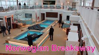 Norwegian Breakaway tour crucero Báltico 2018