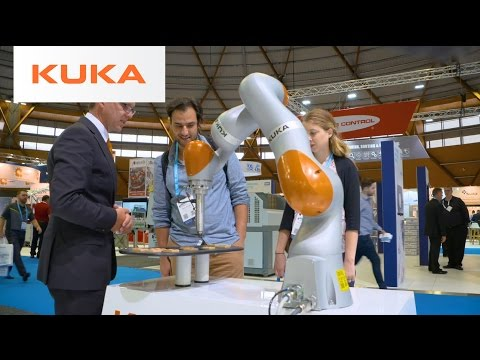 Robots in Australia - KUKA @ Auspack 2017