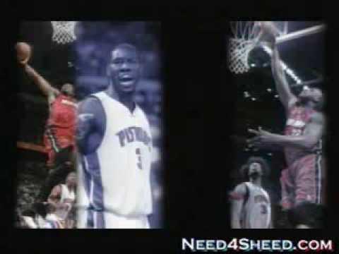 Detroit Pistons tribute to 2006