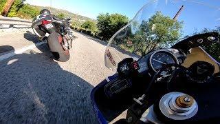 GoPro Hero 7 Hypersmooth at 4K Motorcycle Ride