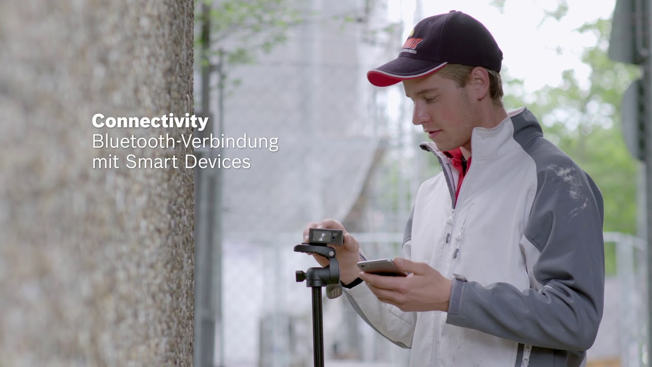 Laser entfernungsmesser für alle außenanwendungen mit digitaler
