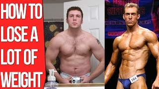 How To Lose A Lot of Weight Fast? (ft. Eric Helms)