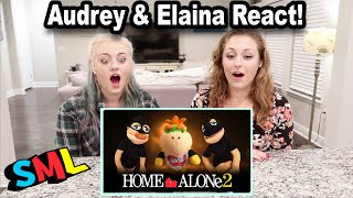 SML Movie: Home Alone 2 *Reaction*