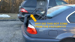 This video I will show you how to make your trunk/boot automaticall...