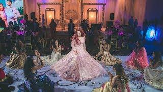 Surprise Bride Wedding Performance | #MrAndMrsInk