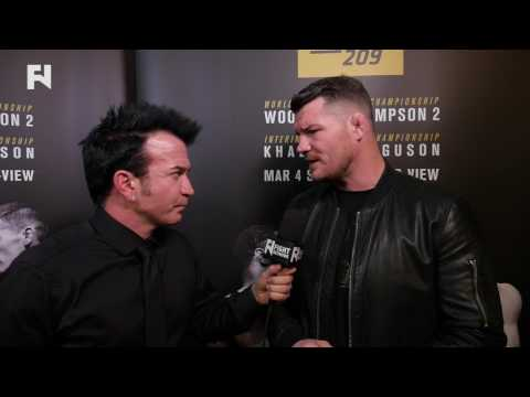 "Michael Bisping on GSP: ""Georges is a Little Bitch"" - Full Interview"