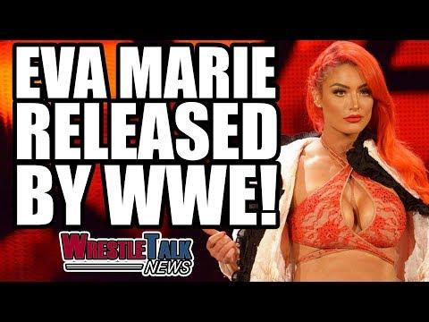 Real Reason WWE RELEASED Eva Marie! | WrestleTalk News Aug. 2017