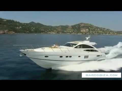 Princess V70 for charter in Ibiza / Ibiza Yacht Charter