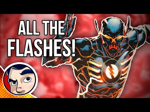 Every Flash in the Multiverse!!!