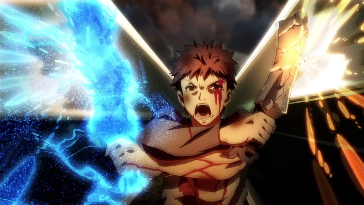 AMV Fate: Stay Night: Unlimited Blade Works   Судьба: Ночь ...