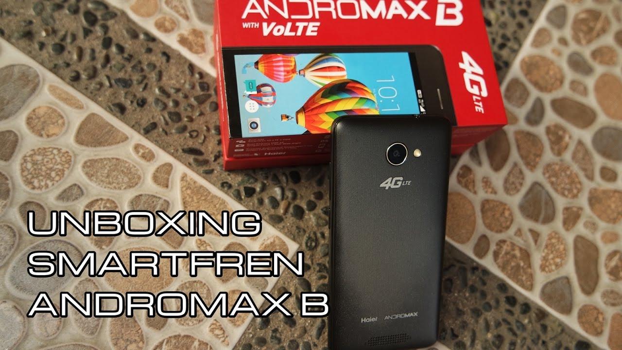 Unboxing Smartfren Andromax B Handphone 700 Ribuan Youtube 4g Lte