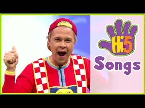 Hi-5 Songs   Playtime & More Kids Songs - Hi5 Season 15