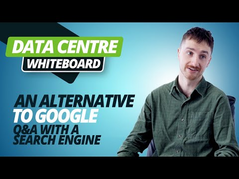 AN ALTERNATIVE to GOOGLE? Q&A with a SEARCH ENGINE!