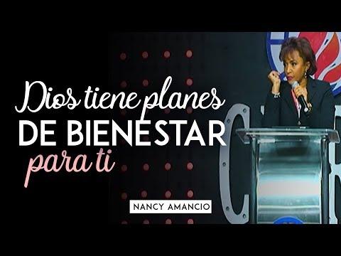 Nancy Amancio - Dios Tiene Planes De Bienestar Para Ti