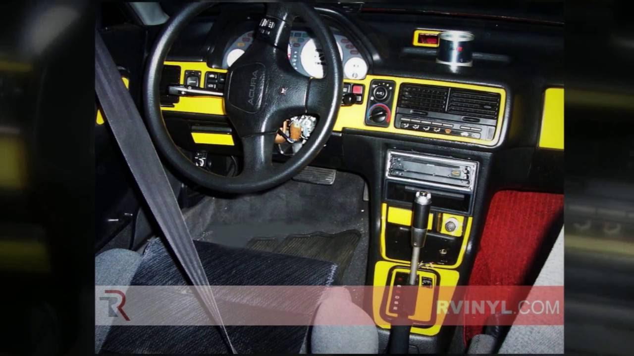 rdash acura integra 1990 1993 dash kits youtube rh youtube com 1998 Acura Legend 1991 Acura Legend