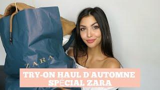 TRY-ON HAUL D'AUTOME SPÉCIAL ZARA | Lisa Ngo