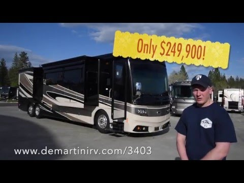 2016 Monaco Diplomat 43SF Class A Diesel Motorhome Full Walk Through