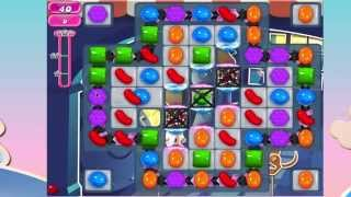 Candy Crush Saga Level 843 No Booster 7 moves left