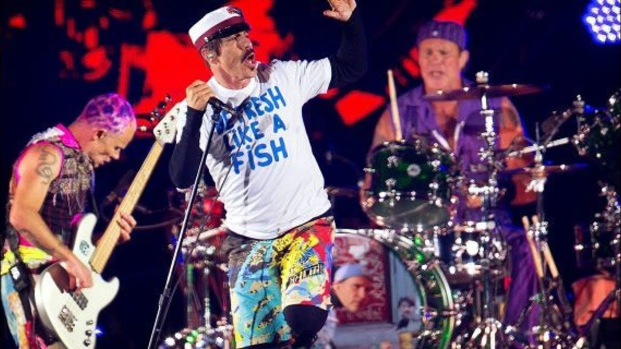Red Hot Chili Peppers Live Full Concert 2019