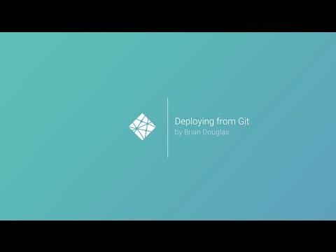 Netlify Tutorial – Deploying from Git