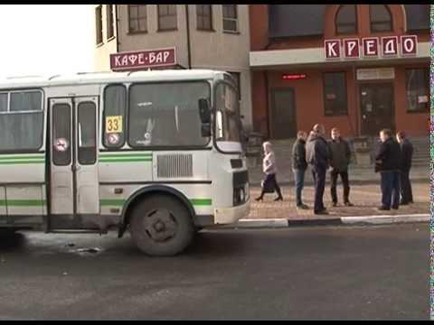 Маршрутки и безопасность в Белгороде