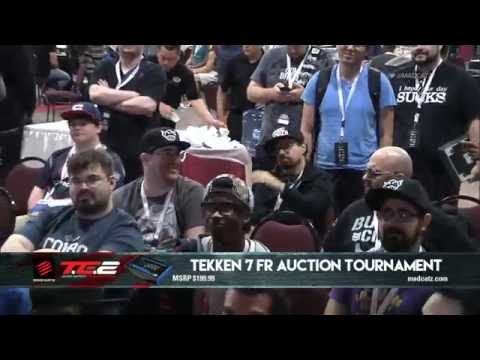 [twitch.tv/tekken] T7FR Auction Tournament @ Combobreaker