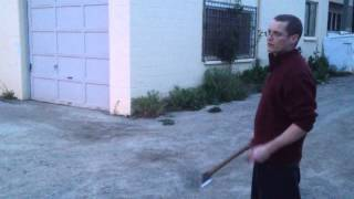 Paired Axes Gong Fu : USAGE 配對軸功夫 Continued...