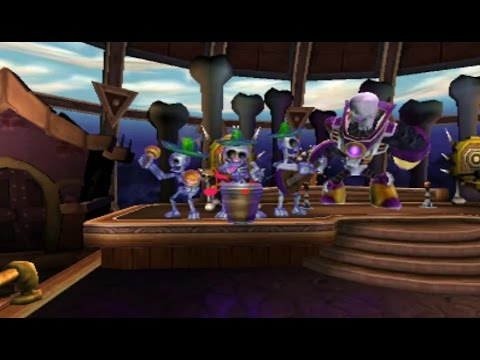Skylanders: Swap Force 3DS Playthrough Part 13 (Clockwork Castle + Credits)