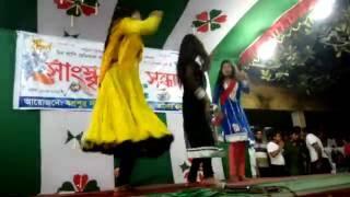 bangla college girl hot sexy video  dance