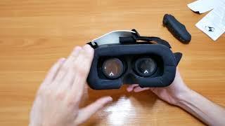VR ОКУЛЯРИ VR BOX 2.0 | Розпакування та Огляд 3d окулярів віртуальної реальності!
