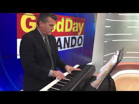 CFCArts Legacy! on Fox 35 (behind the scenes)