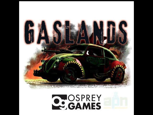 Gaslands Fan Submissions!