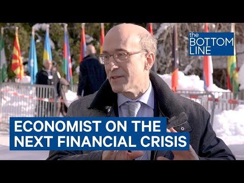 Ken Rogoff On The Next Financial Crisis And The Future Of Bitcoin