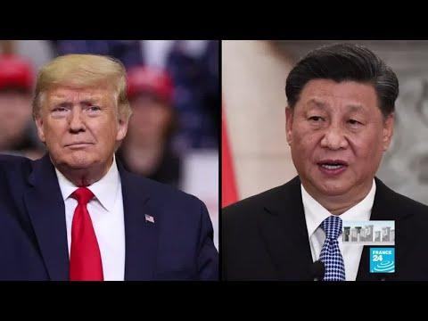 Pandémie de Coronavirus: Vers un réchauffement des relations USA-Chine ?