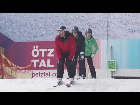 Sporting Challenge - Skiing - Chris Evans Breakfast Show BBC Radio 2