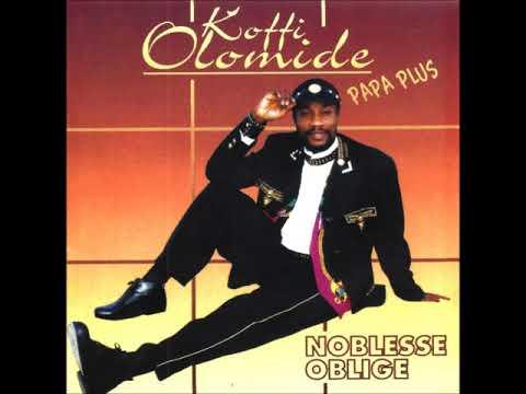 Koffi Olomide Papa Plus - Noblesse Oblige (1993)