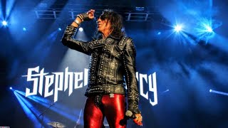 Ep 35 Stephen Pearcy  of RATT 2021 Interview