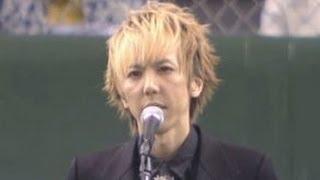 動画 マオ シド 国家「君が代」独唱 Mao Shido 9日、東京ドームで行わ...