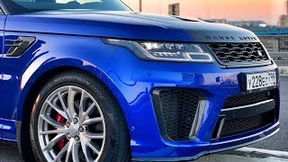 Academeg – Нужен Ли Ему Rrs Svr Рест? Забрал На Тест : ) Land Rover. Range Rover Sport + Rolls